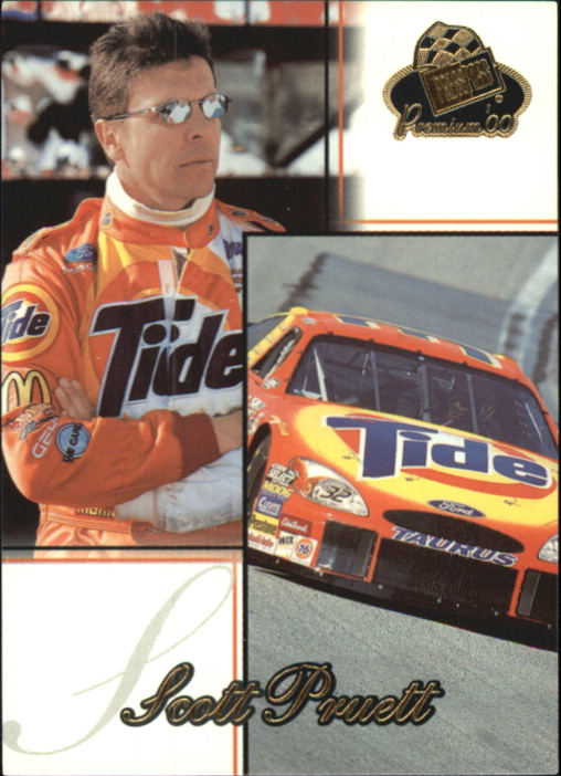 2000 Press Pass Premium #42 Scott Pruett RC