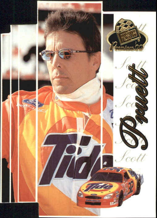 2000 Press Pass Premium #62 Scott Pruett