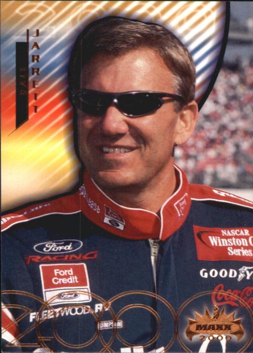 2000 Maxx #1 Dale Jarrett