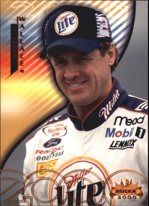 2000 Maxx #2 Rusty Wallace