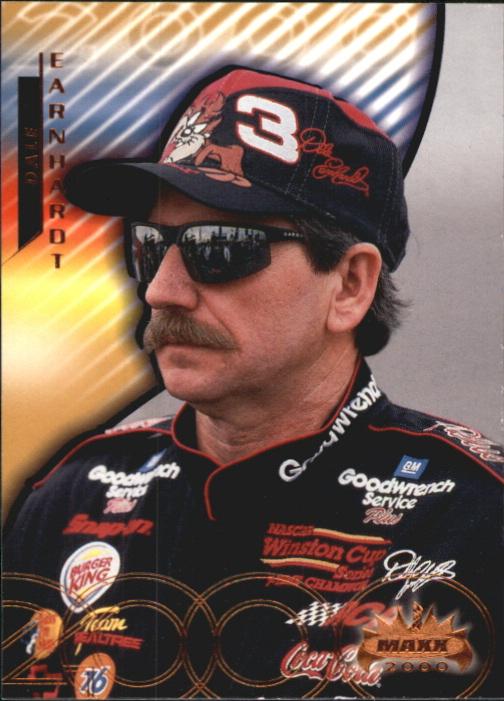 2000 Maxx #3 Dale Earnhardt