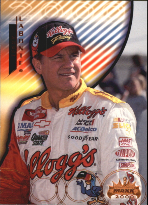 2000 Maxx #5 Terry Labonte