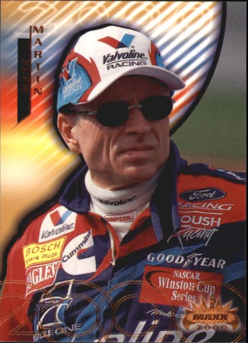 2000 Maxx #6 Mark Martin