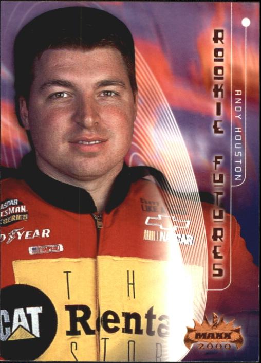 2000 Maxx #65 Andy Houston RF RC