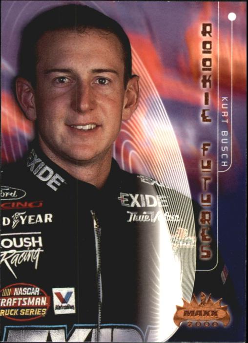 2000 Maxx #75 Kurt Busch RF RC