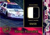 2001 VIP Sheet Metal Drivers #SD11 Kevin Harvick