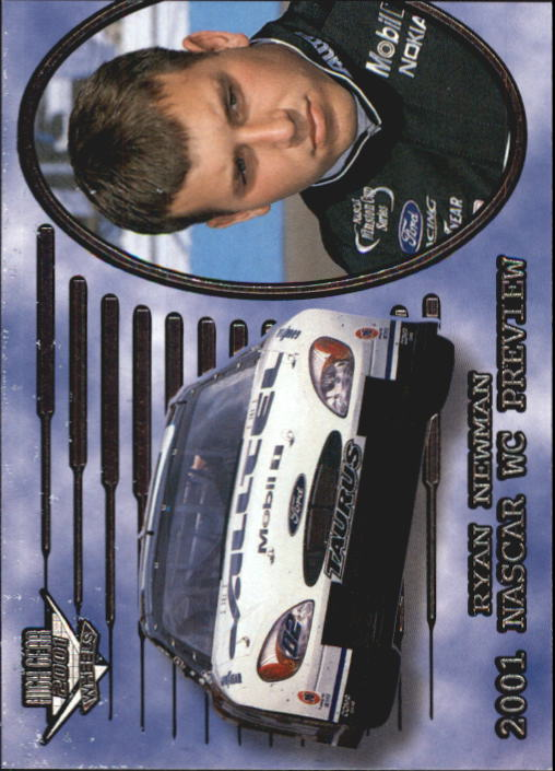 2001 Wheels High Gear #66 Ryan Newman WCP RC