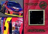 2001 Press Pass Trackside Pit Stoppers Cars #PSC6 Terry Labonte's Car