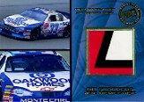 2001 Press Pass Trackside Pit Stoppers Cars #PSC12 Joe Nemechek's Car