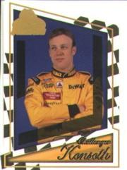 2001 Press Pass Premium Gold #61 Matt Kenseth CC