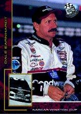 2001 Press Pass Millennium #2 Dale Earnhardt