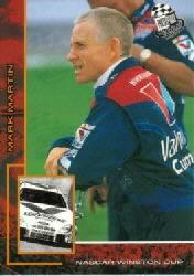 2001 Press Pass Millennium #8 Mark Martin