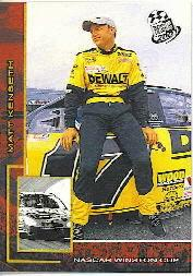 2001 Press Pass Millennium #13 Matt Kenseth