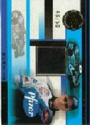 2001 Press Pass Burning Rubber Drivers #BRD6 Mark Martin/90