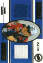 2001 Press Pass Double Burner #DB6 Mark Martin