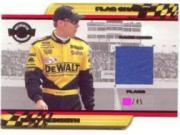 2001 Wheels High Gear Flag Chasers Blue-Yellow #FC4 Matt Kenseth