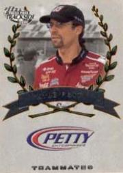 2001 Press Pass Trackside #76 Kyle Petty TM