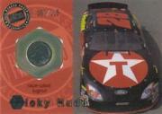 2001 Press Pass Optima Race Used Lugnuts Cars #LNC14 Ricky Rudd's Car
