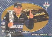 2001 Press Pass Optima #37 Ryan Newman BGN RC