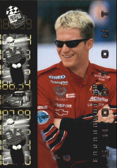 2001 Press Pass #89 Dale Earnhardt Jr. SO