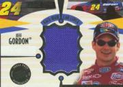 2002 Press Pass Eclipse Under Cover Drivers #CD3 Jeff Gordon