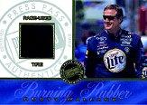 2002 Press Pass Burning Rubber Drivers #BRD2 Rusty Wallace