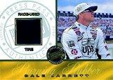 2002 Press Pass Burning Rubber Drivers #BRD5 Dale Jarrett