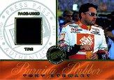 2002 Press Pass Burning Rubber Drivers #BRD10 Tony Stewart