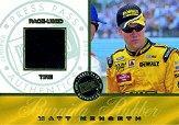 2002 Press Pass Burning Rubber Drivers #BRD11 Matt Kenseth