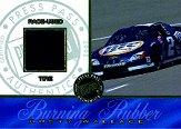 2002 Press Pass Burning Rubber Cars #BRC2 Rusty Wallace's Car