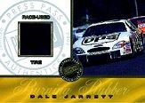2002 Press Pass Burning Rubber Cars #BRC5 Dale Jarrett's Car