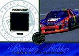 2002 Press Pass Burning Rubber Cars #BRC6 Terry Labonte's Car