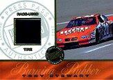 2002 Press Pass Burning Rubber Cars #BRC10 Tony Stewart's Car