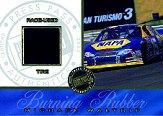 2002 Press Pass Burning Rubber Cars #BRC12 Michael Waltrip's Car