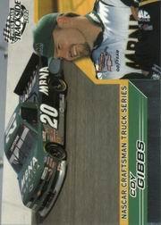 2002 Press Pass Trackside #47 Coy Gibbs CTS RC