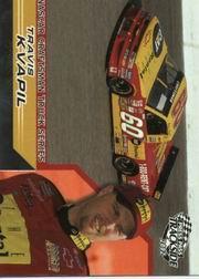 2002 Press Pass Trackside #48 Travis Kvapil CTS RC