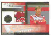 2003 Press Pass Premium Hot Threads Drivers #HTD12 Sterling Marlin/285