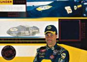 2003 Press Pass Eclipse Under Cover Driver Red #UCD11 Michael Waltrip