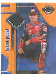 2003 Wheels American Thunder Pushin Pedal #PP2 Jeff Gordon