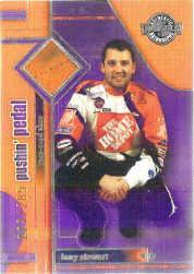 2003 Wheels American Thunder Pushin Pedal #PP7 Tony Stewart