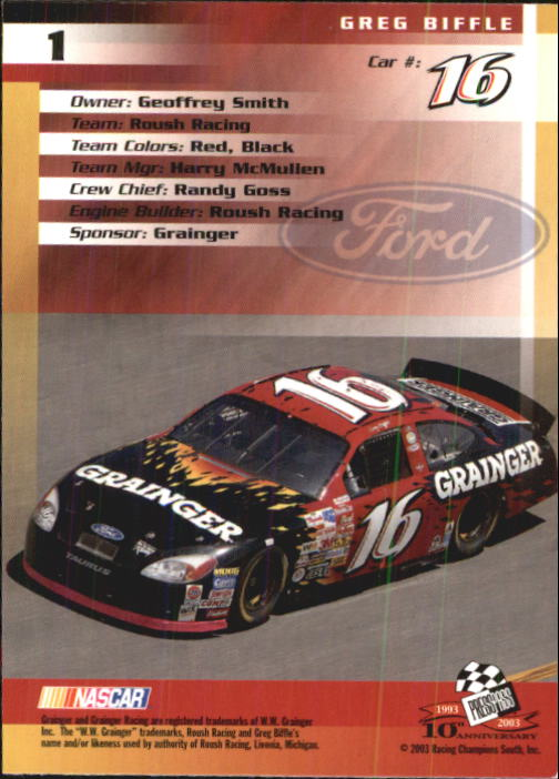 2003-Press-Pass-Racing-Eclipse-Stealth-Inserts-You-Pick-Buy-10-cards-FREE-SHIP thumbnail 38