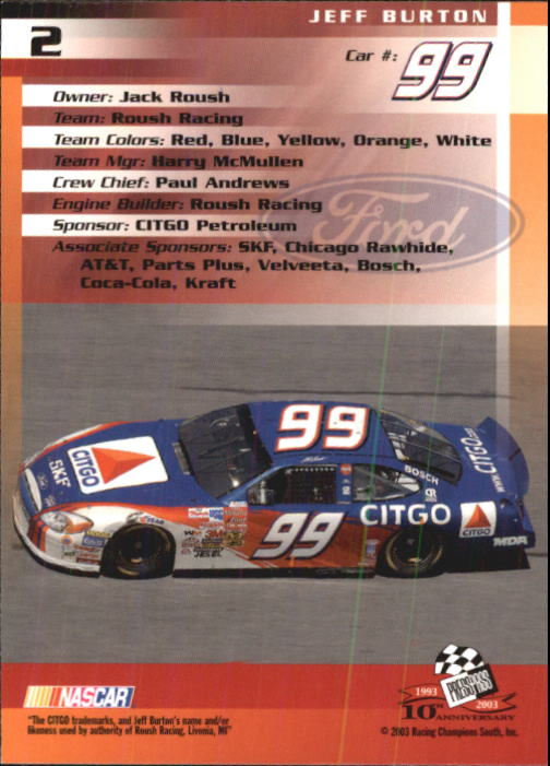 2003-Press-Pass-Racing-Eclipse-Stealth-Inserts-You-Pick-Buy-10-cards-FREE-SHIP thumbnail 40