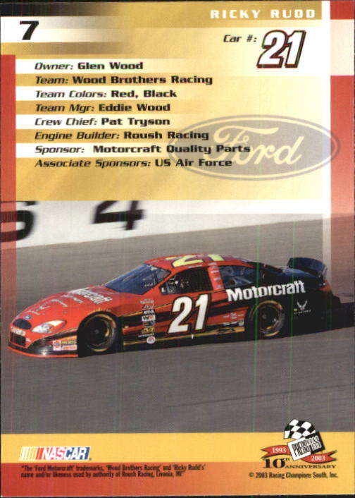 2003-Press-Pass-Racing-Eclipse-Stealth-Inserts-You-Pick-Buy-10-cards-FREE-SHIP thumbnail 50