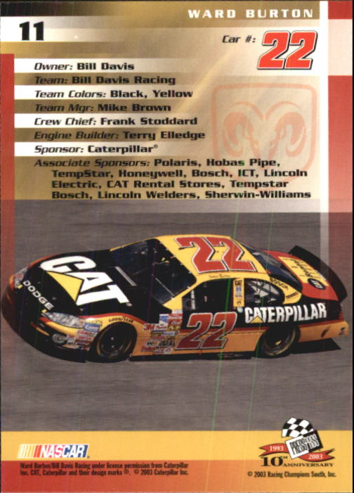 2003-Press-Pass-Racing-Eclipse-Stealth-Inserts-You-Pick-Buy-10-cards-FREE-SHIP thumbnail 58