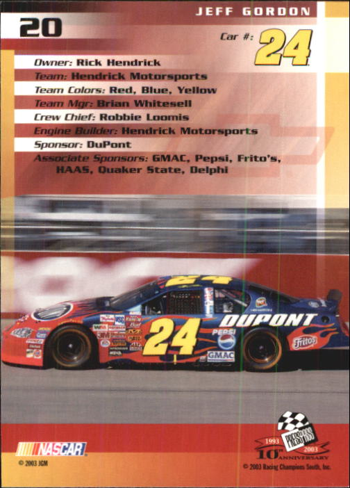 2003-Press-Pass-Racing-Eclipse-Stealth-Inserts-You-Pick-Buy-10-cards-FREE-SHIP thumbnail 76