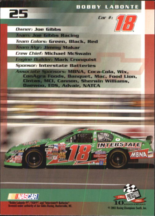2003-Press-Pass-Racing-Eclipse-Stealth-Inserts-You-Pick-Buy-10-cards-FREE-SHIP thumbnail 86