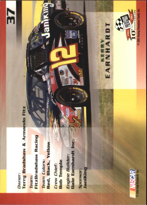 2003-Press-Pass-Racing-Eclipse-Stealth-Inserts-You-Pick-Buy-10-cards-FREE-SHIP thumbnail 109