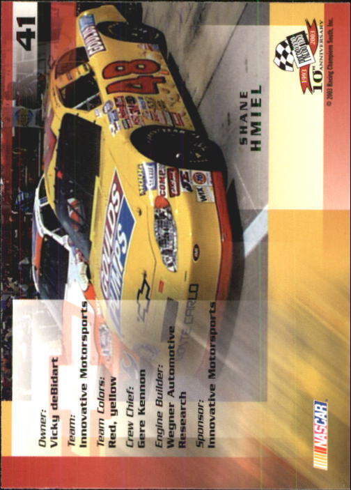 2003-Press-Pass-Racing-Eclipse-Stealth-Inserts-You-Pick-Buy-10-cards-FREE-SHIP thumbnail 117