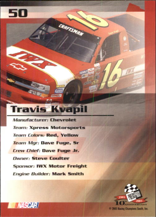 2003-Press-Pass-Racing-Eclipse-Stealth-Inserts-You-Pick-Buy-10-cards-FREE-SHIP thumbnail 133