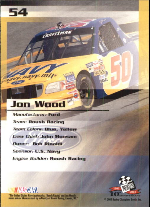 2003-Press-Pass-Racing-Eclipse-Stealth-Inserts-You-Pick-Buy-10-cards-FREE-SHIP thumbnail 141